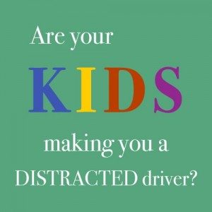 Children Distracted Driving