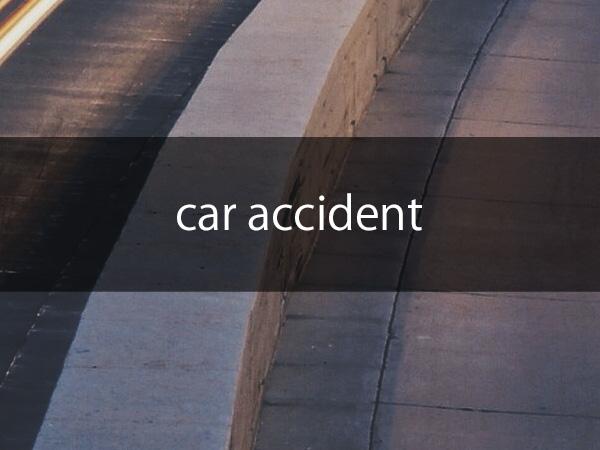 car collides with hyrdrant