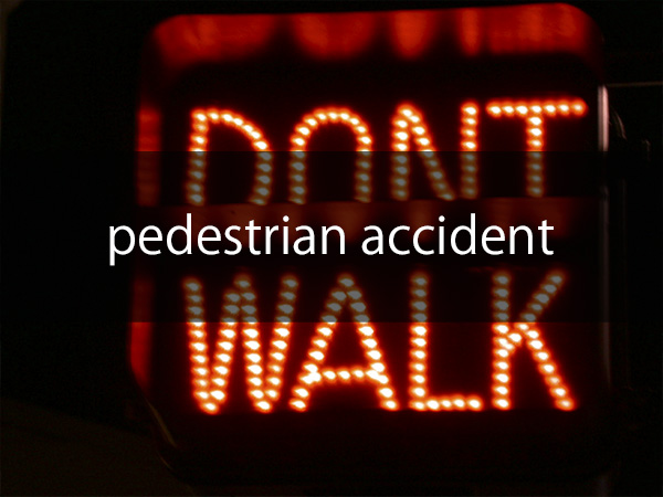 fatal pedestrian accident
