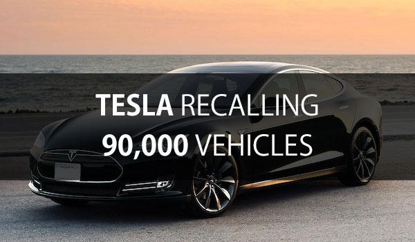 Tesla-recall