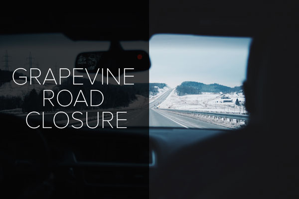 Grapevine-road-closure