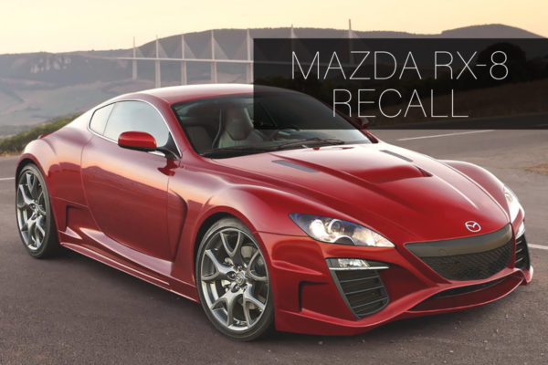 Mazda Recalls Almost K RX Sports CarsBERGENER MIREJOVSKY - Sports cars 70k