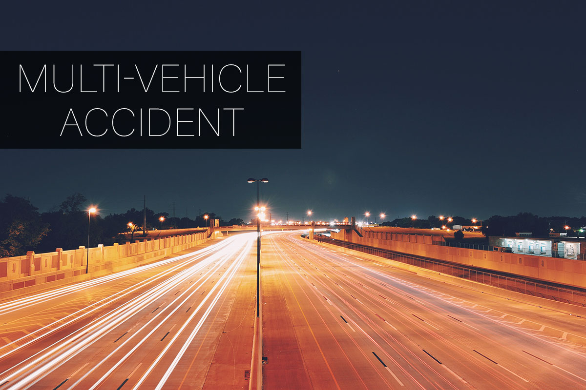 Man Killed in a Multi-Vehicle Accident in Roseville Monday