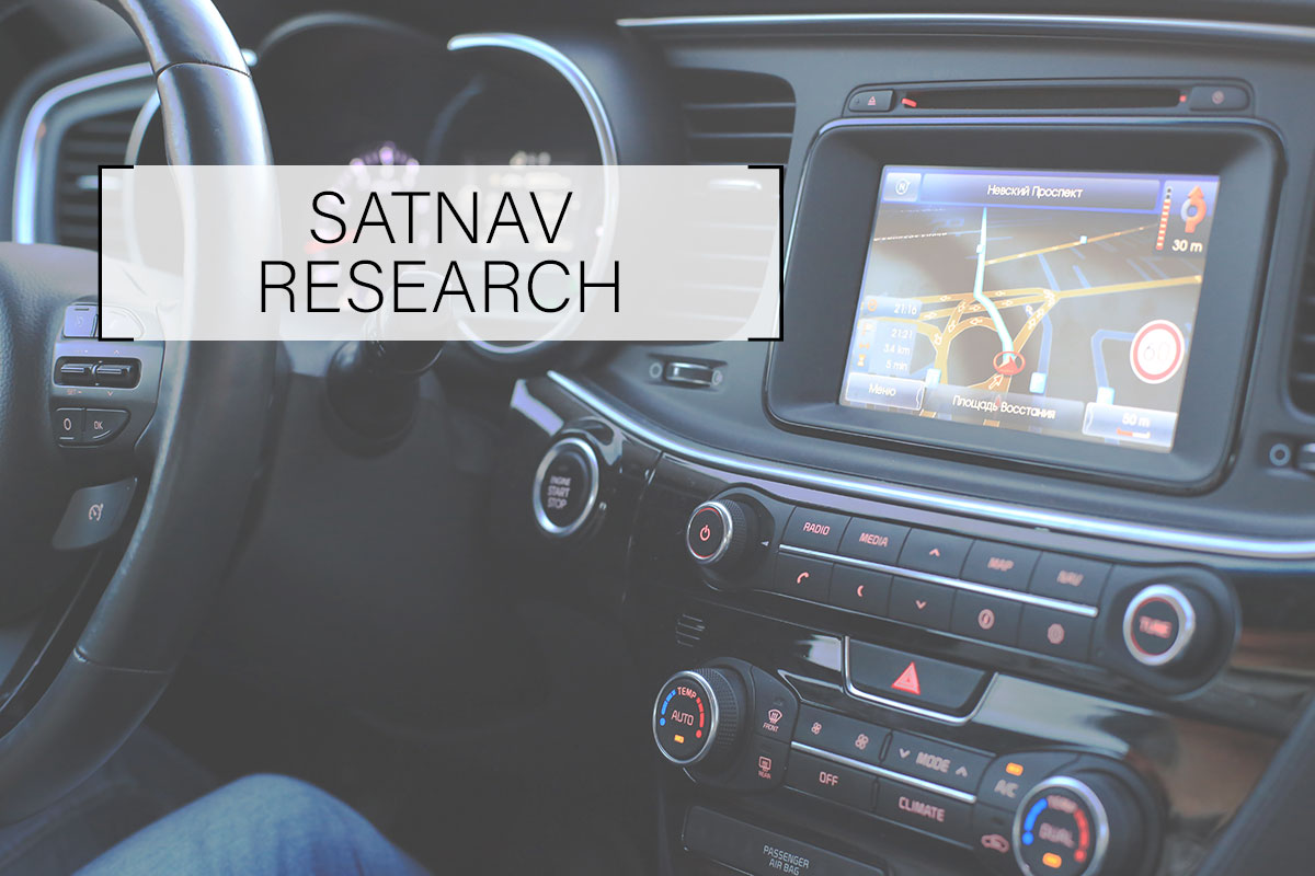 Using Satellite Navigation Shuts off Parts of Brain