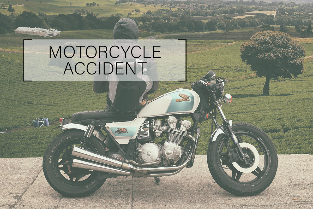 Man Seriously Injured After a Solo Motorcycle Accident in San Marcos