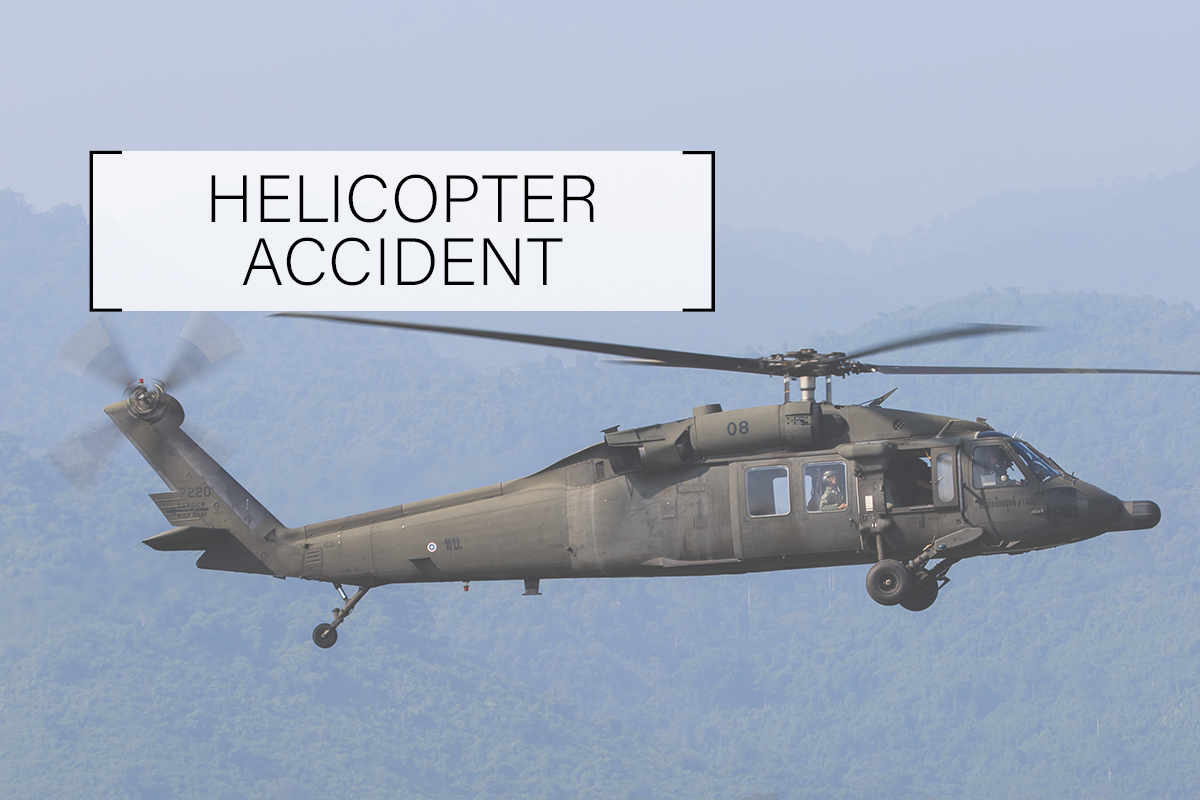 3 Rescued in Military Helicopter Accident Near Guam