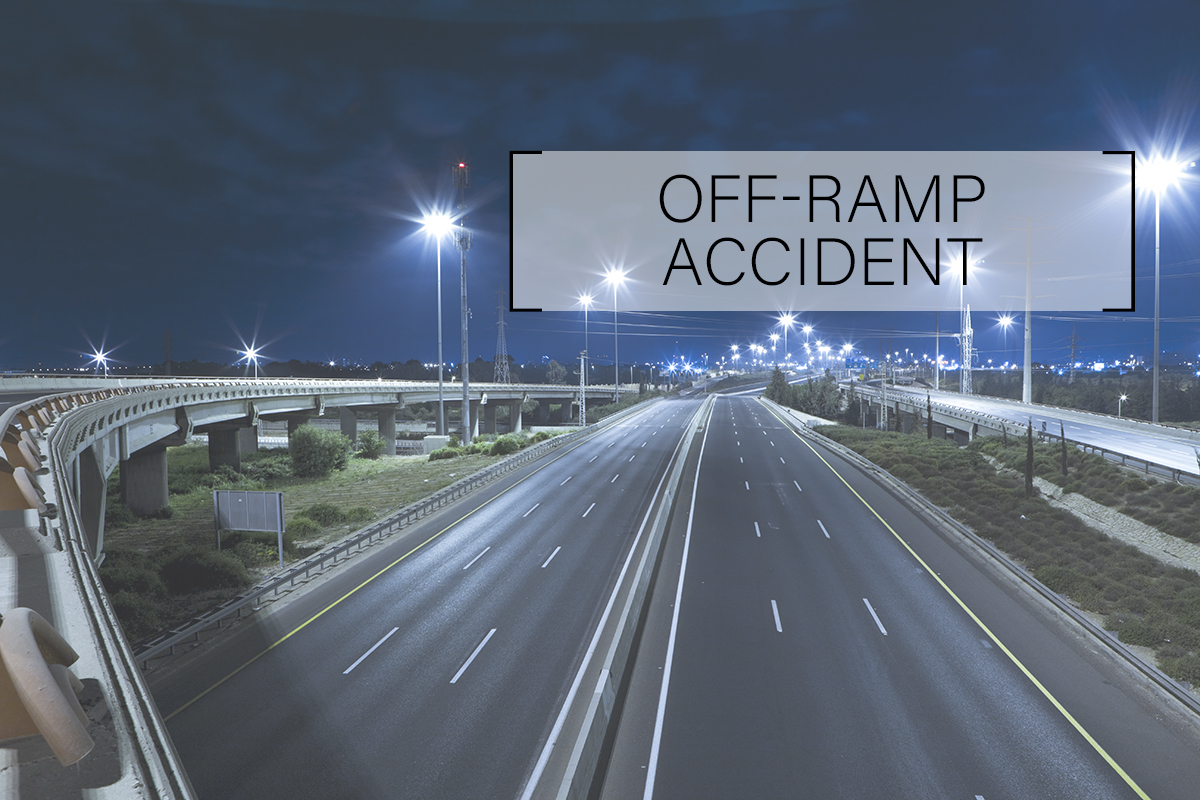 1 Dead, 1 Critically Injured After Off-Ramp Accident in Orange