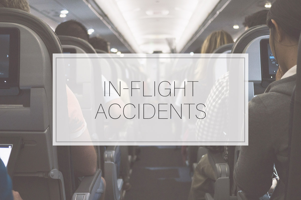 Prepare for Takeoff — Inflight Airline Injuries