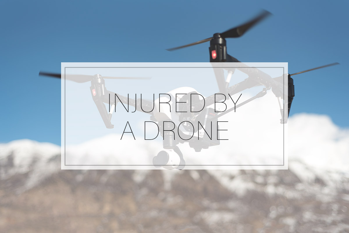 The Sky is Falling: Drone Injuries