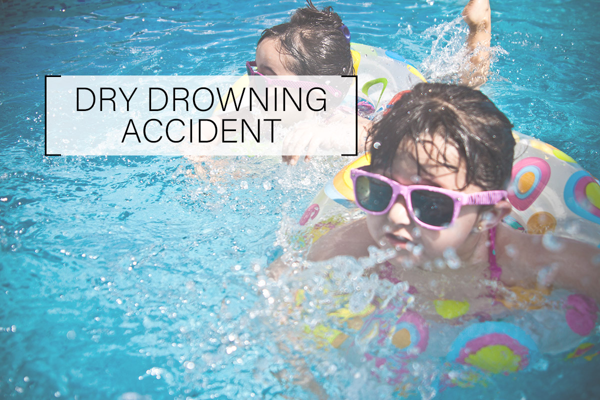 Young Boy Dies in Dry Drowning Accident in Texas